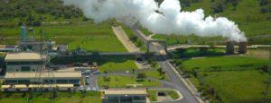 Menengai Geothermal Plant