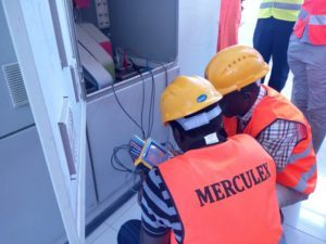 Power Monitoring Services