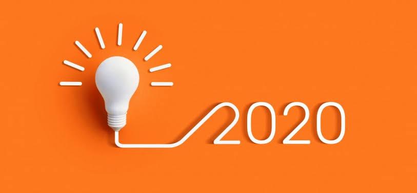 Energy Saving Resolution for 2020